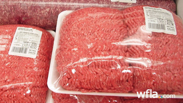 CDC: Contaminated meat that seeps over 400 people can still be in your freezer