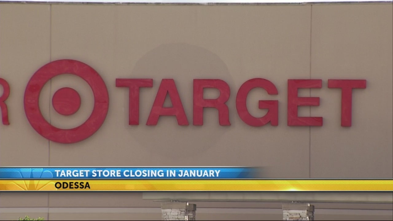 Tampa Bay Area Target Closing In 2016