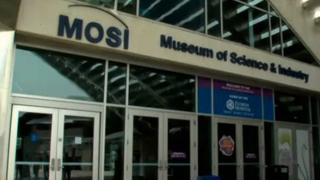 Large scale power outage on Fowler Ave shuts down MOSI