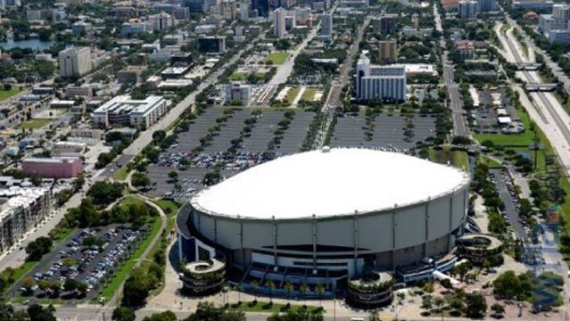 Less is more? Rays to close upper deck, reduce capacity to about 25,000