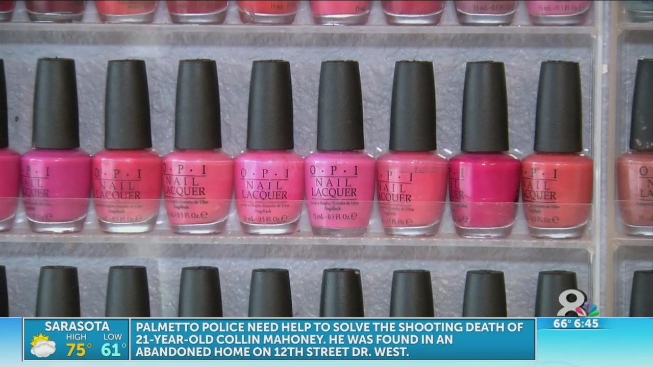 Study finds nail polish contains harmful ingredients