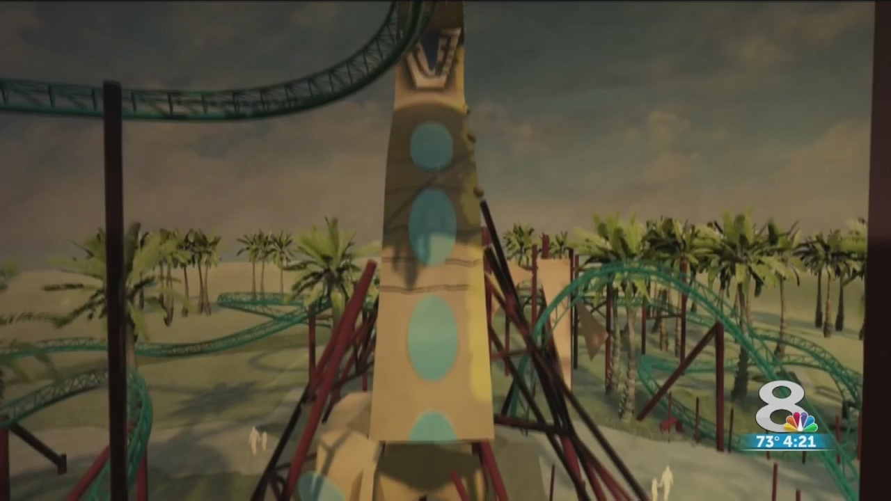 Busch Gardens introduces thrilling new ride