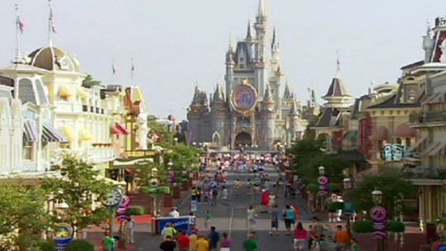 Ex-Disney employee accused of stealing from cash register