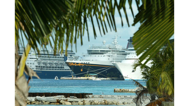 Cruise ship stomach bug: CDC investigates after 97 fall sick