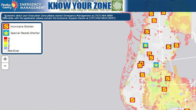 Pinellas County wants residents to prepare for storm