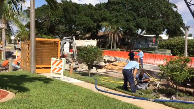 Gas leak that caused evacuation in Clearwater capped