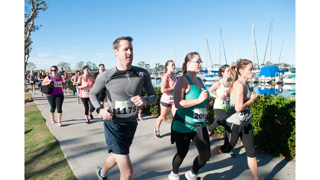 Decorated runners, Olympians to be in Tampa Saturday for Fit Foodie Race event