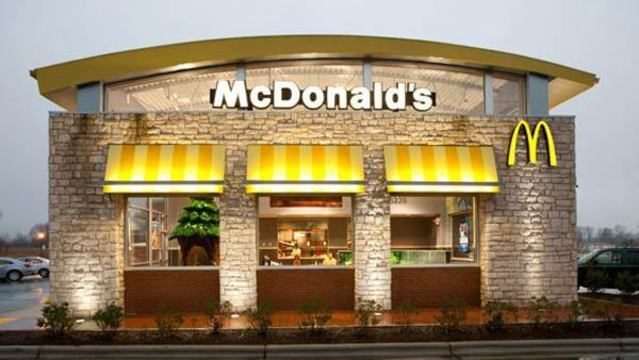 Military members get free meal at McDonald's on May 17