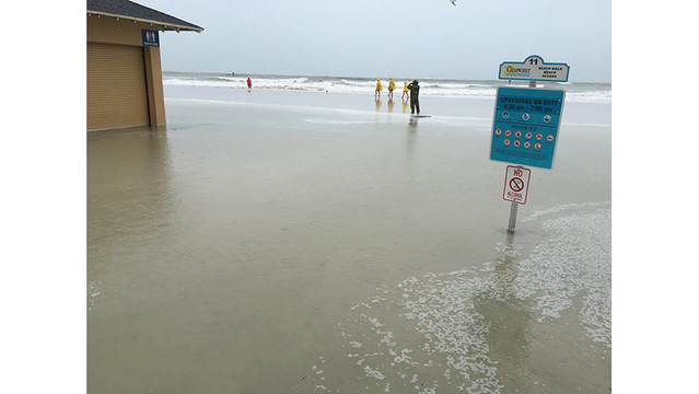Pinellas Health Dept. lifts bacteria advisory for 4 beaches following Hurricane Hermine