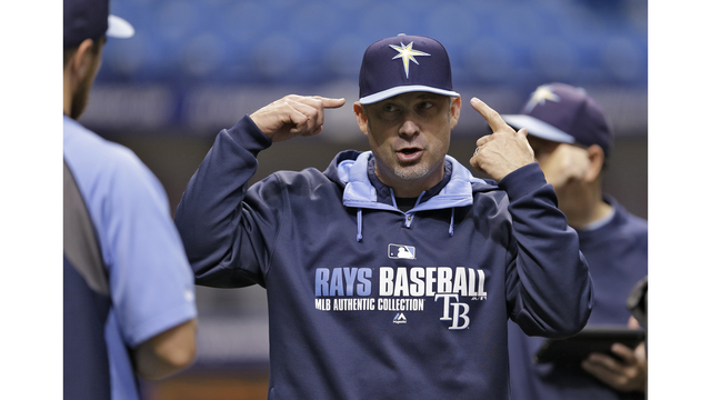 Tampa Bay Rays fire hitting coach
