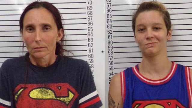 Mom, daughter charged with incest after marrying in Oklahoma
