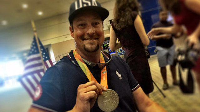 Clearwater Paralympian brings home silver from Rio