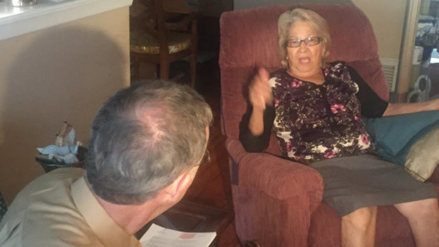 8 INVESTIGATES: Hillsborough woman spots phony info on her voter ID card