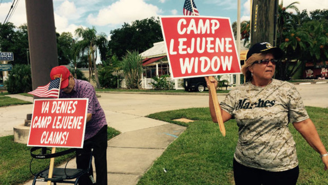 8 INVESTIGATES: Camp Lejeune widow keeps fighting V.A. for her husband and benefits