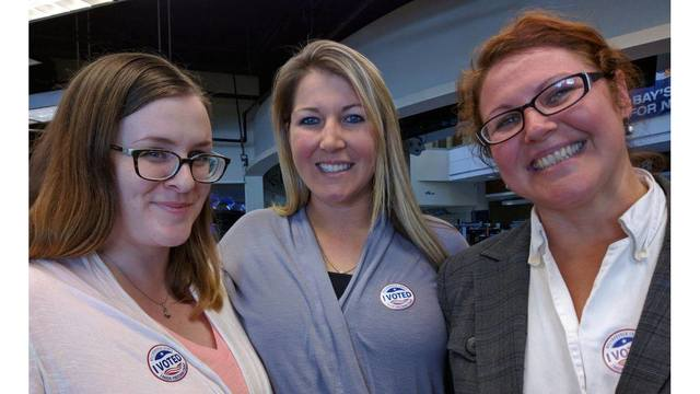 Show WFLA News Channel 8 your 'I Voted' selfie