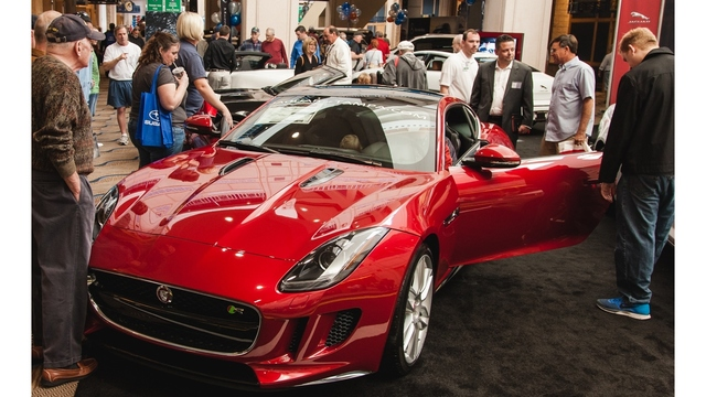 Tampa Auto Show Pulls Into The Convention Center This Weekend - Tampa car show