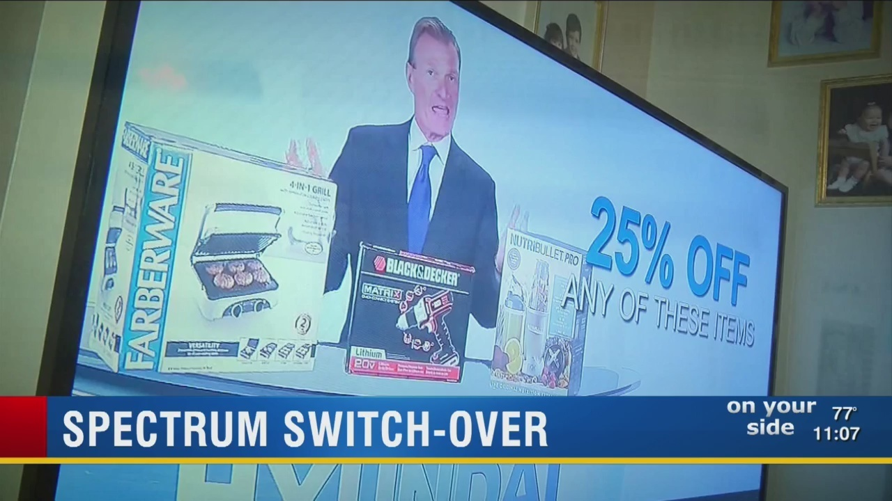 Customers irked by Spectrum cable box requirement after switch from ...