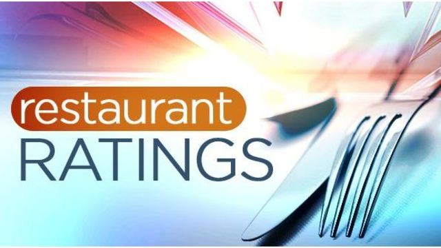 Restaurant Ratings Most Violations: Dec. 26 to 30