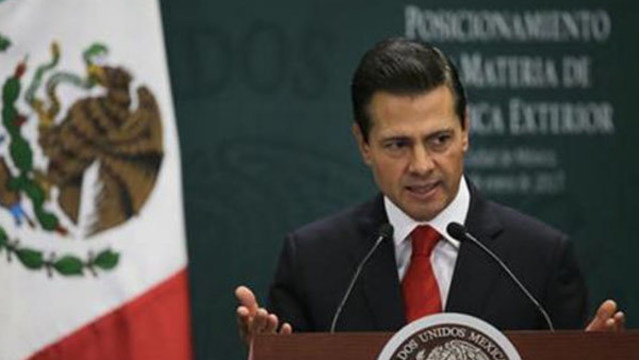 Mexican president cancels trip to DC to meet Trump