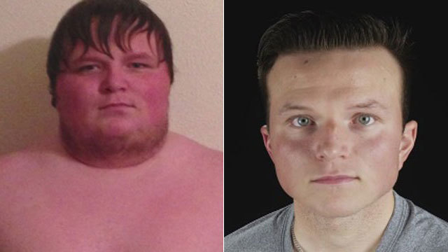 Texas man loses 176 pounds, hopes to inspire others