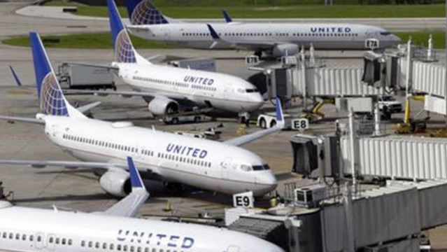 FAA says United flew unsafe plane 23 times before inspection