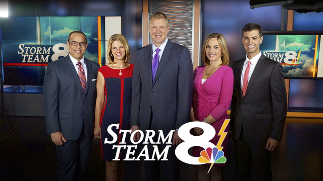Get Hurricane Ready: Meet the Storm Team 8 Meteorologists at hurricane expos