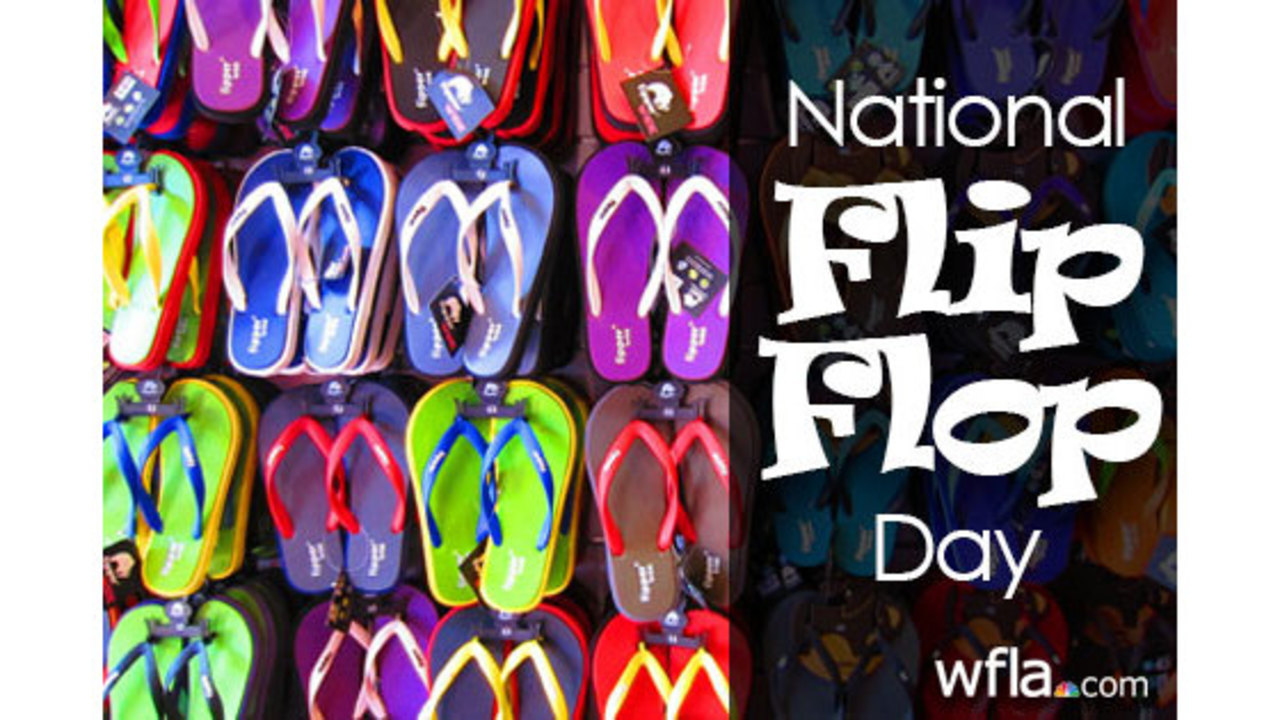 23ed9b9b0b3 It s National Flip Flop Day