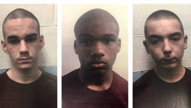 Escaped juveniles captured in Jacksonville