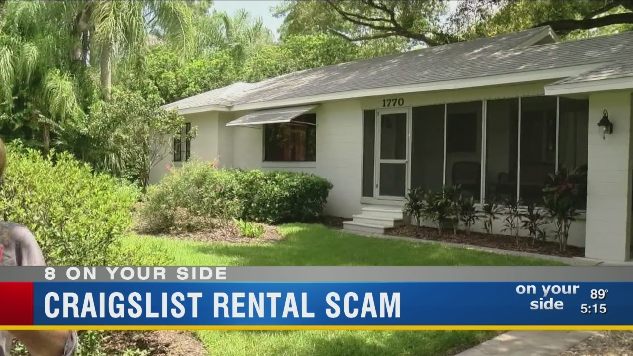 Winter Haven police warn residents of Craigslist rental scams