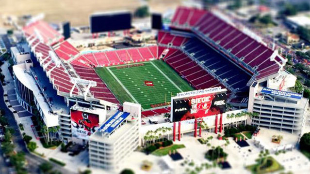 Smoking, tobacco products now banned from Raymond James Stadium
