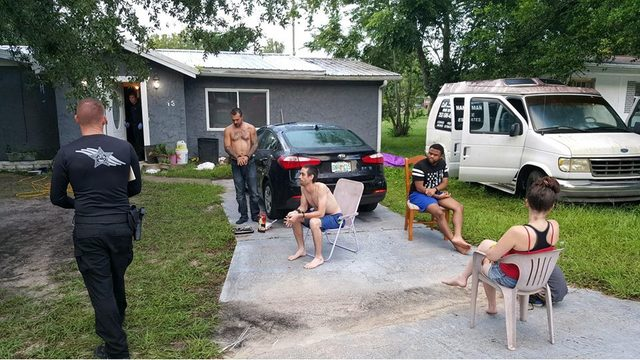 3 arrested in connection with Citrus County meth lab where child was present