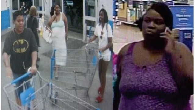 PHOTOS: Shoplifting ring steals thousands from 2 Hillsborough Co. Walmarts
