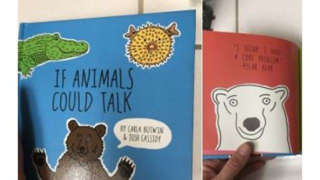 Grandma accidentally buys dirty book for 6-year-old