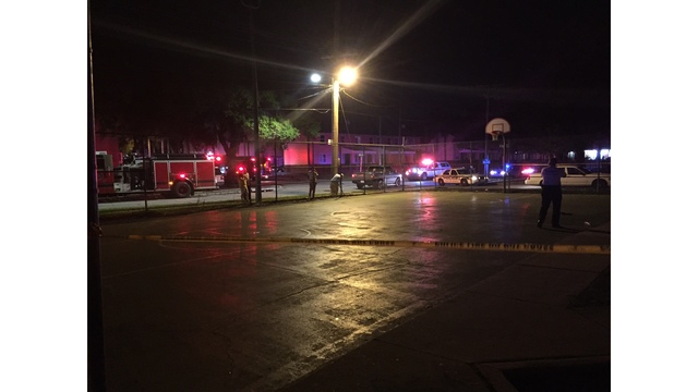 4 people shot in Tampa, search for suspect underway