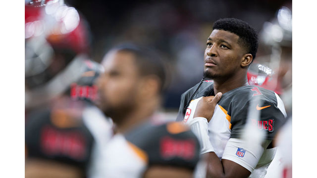 Jameis Winston removed from Uber as NFL investigates 2016 groping incident