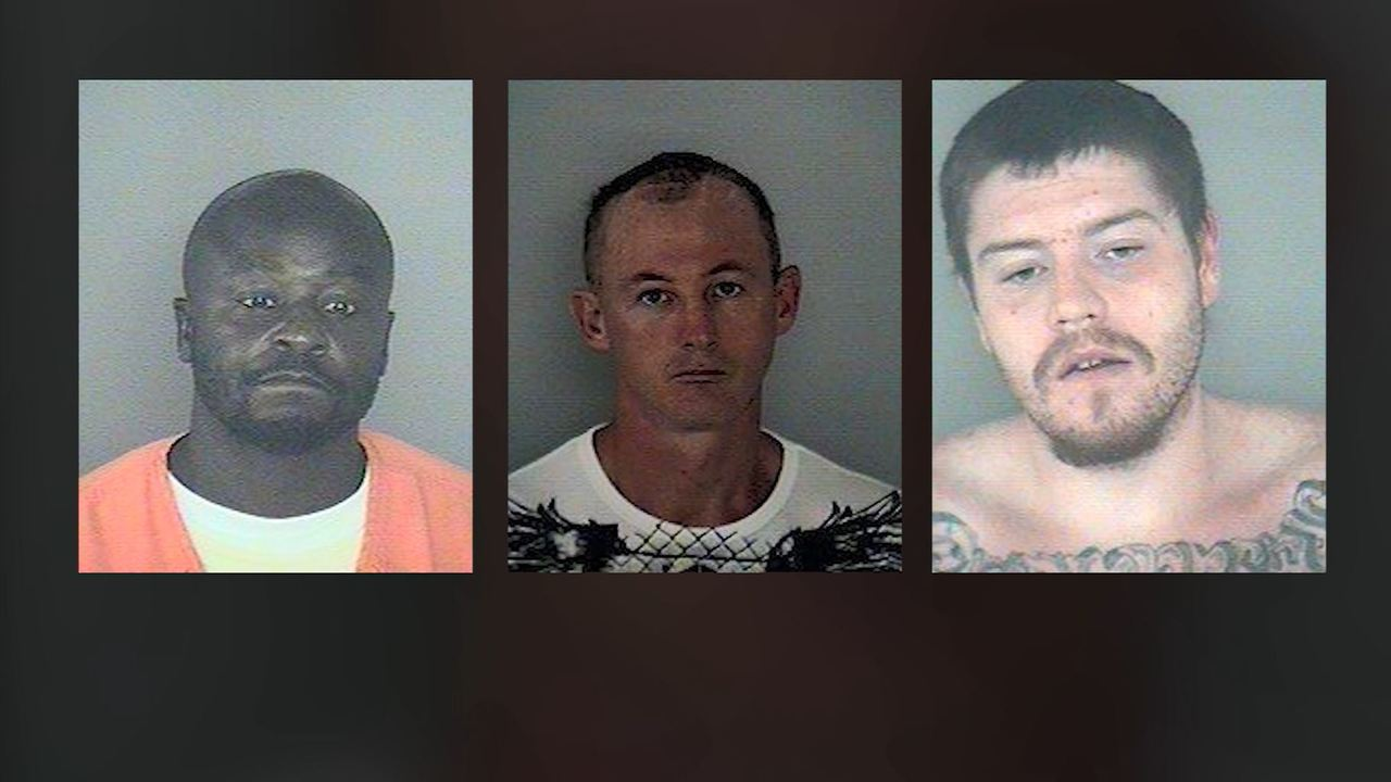 Manhunt continues for escaped inmates from Wakulla County