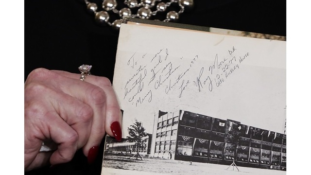 Roy Moore accuser admits she wrote part of yearbook inscription attributed to Senate candidate