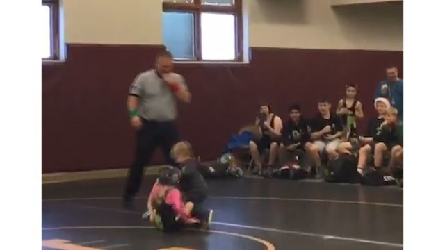 Shorts hot teens wrestling in #4