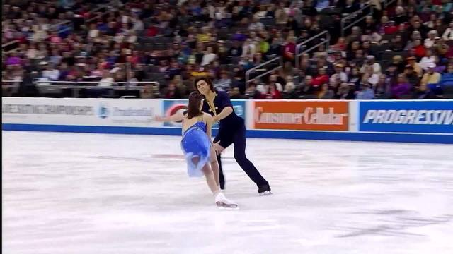 Road to the Olympics: Ice dancers dream of the biggest stage