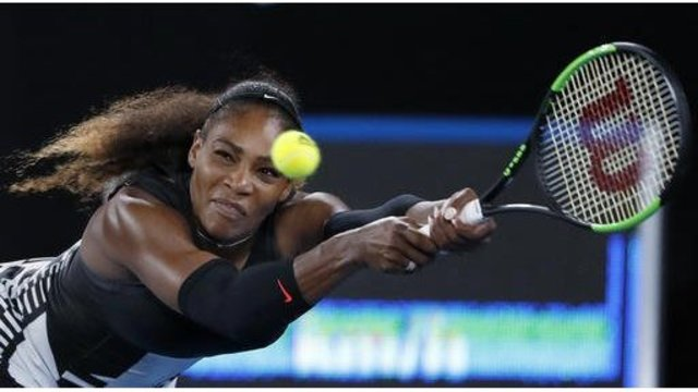 Serena Williams to play 1st competition since giving birth