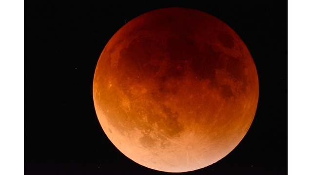 'Super blue blood moon' to take place during lunar eclipse