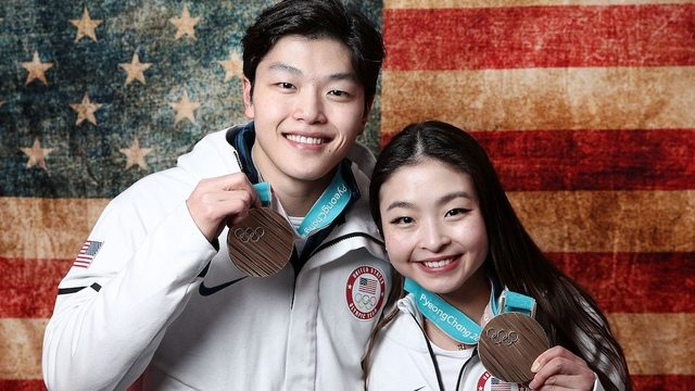 Alex Shibutani reflects on Shib Sibs' road to Olympic bronze