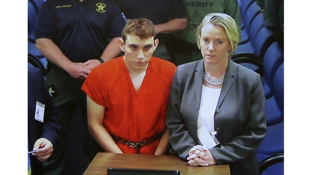 Nikolas Cruz exclaimed 'kill me' after Parkland school shooting