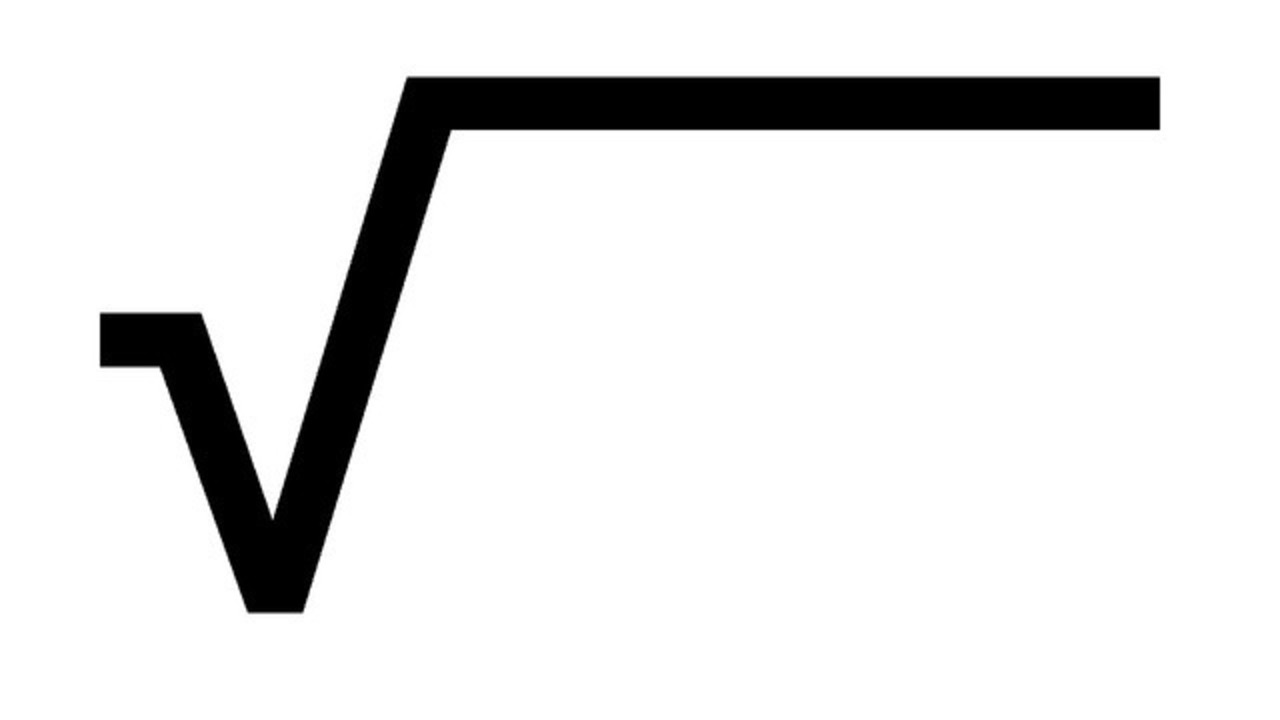 Students Claim Square Root Symbol Looks Like Gun Spark Police