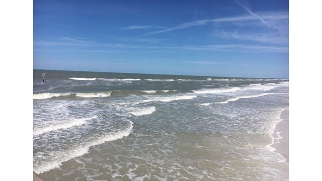 High rip current risk issued for Tampa Bay beaches