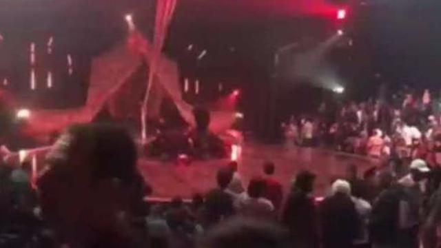 Cirque du Soleil performer dies after fall at Florida show