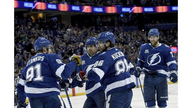 Lightning end 2-game skid with win over Oilers