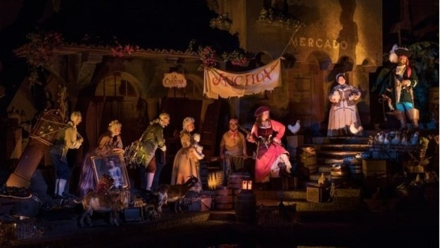 Disney World's 'Pirates of the Caribbean' attraction reopens without 'Bride Auction' scene