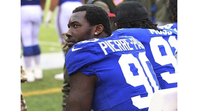 Giants trade Jason Pierre-Paul to Bucs for draft picks