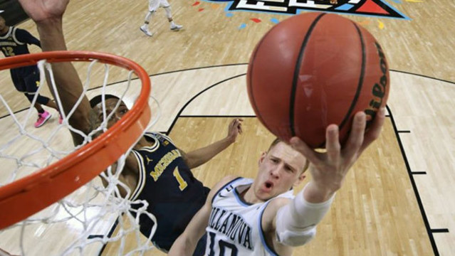 Villanova has found the Wright way to win an NCAA title